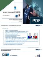 Guía Básica de Autoservicio PowerCampus Para Docentes ICEL