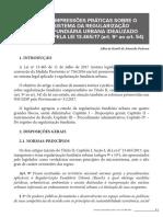 03.1 - Gentil - Impressões Práticas sobre o Sistema da Regularização Fundiária Urbana Idealizado pela Lei 13.465_17