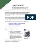 Estrategia y planificación TIC