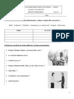 worksheet leçon 2 G.4