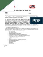 ALGE-SIAHO-F-006 NOTIFICACION DE RIESGOS