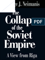 The Collapse of the Soviet Empire - A View from Riga