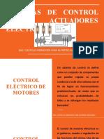 SISTEMAS DE CONTROL DE MOTORES ELECTRICOS