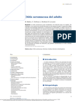 Otitis Seromucosa Adulto