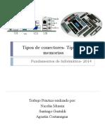 Tipos de conectores- Tipos de memorias.pptx