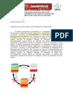 ORIENTAÇAO SANITARIA INTERCAMBIALIDADE