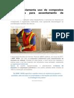 2 - ABNT regulamenta uso de compostos poliméricos para assentamento de alvenaria