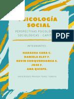 PSICOLOGÍA social HISTORIA