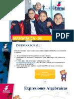 1_SEC_MATE_ACTIVIDAD VIRTUAL N°4_EXPRESIONES ALGEBRAICAS.pptx