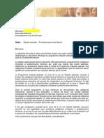 Réponse-comité-équité- 21-01-2011