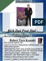 Rich Dad Poor Dad - Economics IB Power Point Presentation
