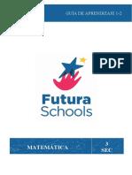 GUÍA Primer bimestre -MATH-3RO SEC con evaluacion (1).pdf