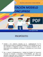 PRESENTACION MODELO CONCUPRISE