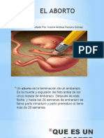 ABORTO EXPOSICION