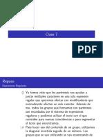 Procesamiento Natural del Lenguaje clase7