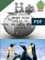 materi kesenian SD (power point)