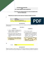 Fundamentos Registro Canje Bancario