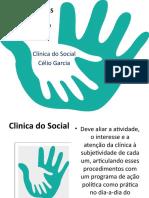 Clinica do Social O PODER DAS PALAVRAS  O DISCURSO