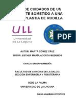 PLAN DE CUIDADOS DE UN PACIENTE SOMETIDO A UNA ARTROPLASTIA DE RODILLA.pdf