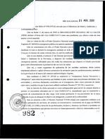 Decreto Nº 0982 del 21 de agosto de 2020