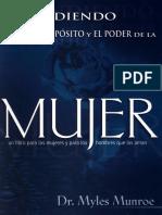 El Propósito y El Poder de La Mujer.pdf