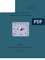 International Journal of Mathematical Combinatorics, Vol. 4, 2010