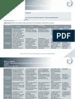 Criterios de evaluación de actividadaes u2
