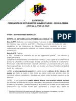 ESTATUTOS-FEU-COLOMBIA-2017-2019