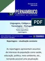 Texto expositivo reportagens..ppt