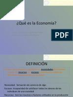 Cap. 1 Que es la economia- M. Parkin