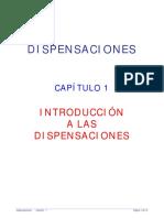 Dispensaciones   -   Cap - 1