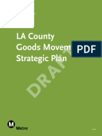 LA Goods Movement Strategic Plan