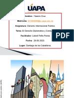 Tarea 8 y 9 Derecho Internacion Publico presentacion.pptx