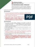 ACTA DE  REVISIÓN Y ELECCIÓN DE LOS LIBROS - Período  2019 informe 1.docx