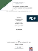 3.3.4 - INFORME MANUAL DE FUNCIONES SORPRENDE CON AMOR