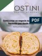 Cómo crear un negocio sustentable haciendo pan desde casa
