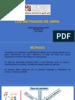 METRADOS DE OBRA
