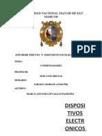 dispositivos electronicos informe  previo 9