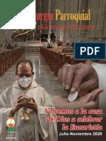 REVISTA EKKLESIANTIFICANTE TIEMPO ORDINARIO 2020 (1)