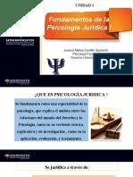fundamentos psicologia juridica I