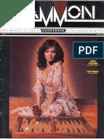 Gammon (Magazine) Winter 1980