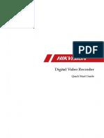 UD11379B_Baseline_Quick Start Guide of Turbo HD DVR_V3.4.89_20180823
