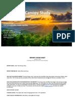 Urban Tree Canopy Study