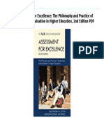 assessment-for-excellence-the-philosophy-and-practice-of-assessment-and-evaluation-in-higher-educati-191219232631