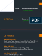 Presentacion de Dinamica