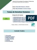 6. Temas de Derechos Humanos