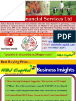 Arman Financial Services Ltd (BSE Code 531179) - HBJ Capital's (MPS Unit) Business Insight Penny Stock Reco for June'10