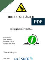 RIESGO MECANICO 2020