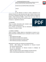DISEÑO ESTRUCTURA DE BLQUE 1