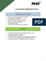 CRITERIOS DE CALIDAD HERRAMIENTAS PM4R BP